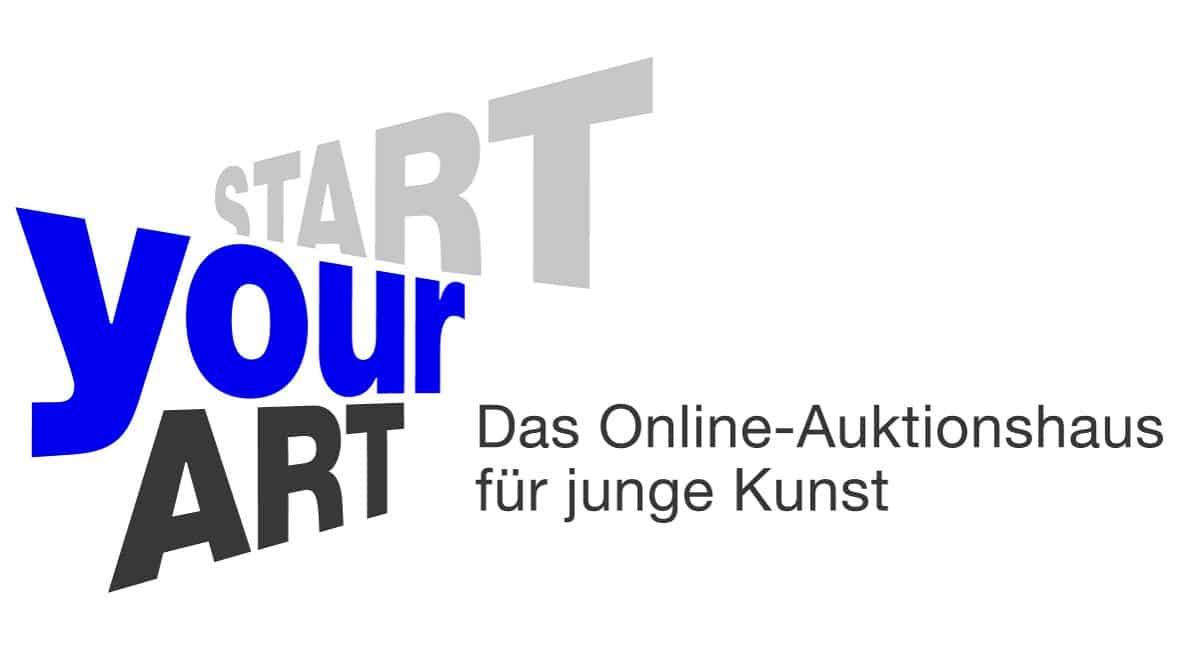start your art banner