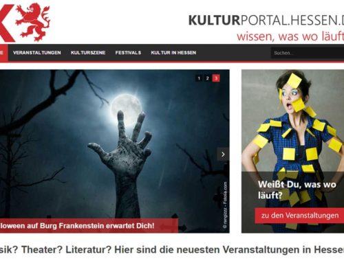 Neues Portal soll Überblick hessischer Kunstangebote schaffen