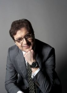 Portrait de Serge Dorny, dircteur de l' Opéra de Lyon