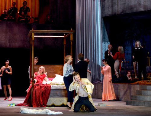 Don Giovanni in der Oper Lyon