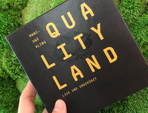 QualityLand: Hörbuch für alle, die sich mit der Digitalisierung beschäftigen