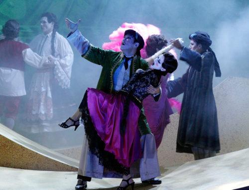 Il turco in Italia – Eine verrückte Oper verrückt inszeniert