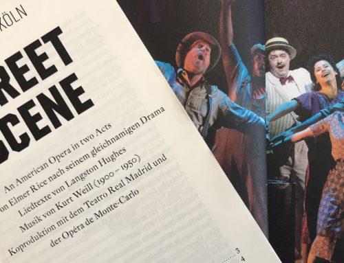 Street Scene – Kurt Weills Oper von 1947 überzeugt durch ein Kaleidoskop an Bildern und Melodien