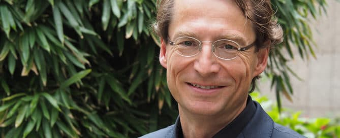 Christoph Müller, Intendant des Menuhin Festivals Gstaad